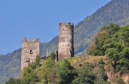 Activité culture : les tours et châteaux