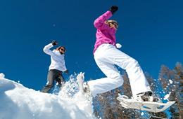 Activité sport : raquettes et marche nordique